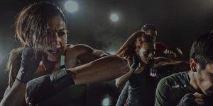 aerobic fight 3