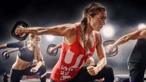 women bodypump 3